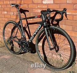 Cervelo R5 Carbon Road Race Bike 54cm Reynolds Carbon Wheels Dura Ace Di2