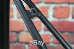 Cervelo R5ca Project California (RCA) Carbon Frameset 54cm Rim Brake Black
