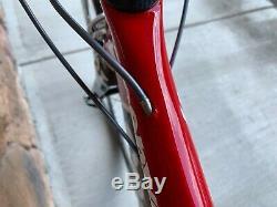 Cervelo Soloist 51cm Shimano Dura-Ace 10 speed Reynolds Carbon Wheels