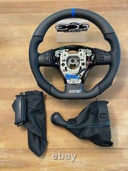 Chevy Corvette Bespoke OEM Carbon Fiber Flat Bottom Steering Wheel Custom