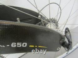 Corima Fox TT bike 650c wheels, collectors item