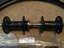 Custom Track Wheel Set Unbuilt All Parts Brand New ENVE (EDGE) 45 45mm