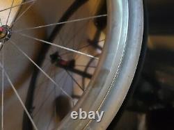 ENVE 3.4 SES Tubeless Clincher Enve Alloy Hub Carbon Wheelset 700c Rim Brake