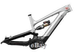 Electric Mountain Bike / Shimano STEPS E8000 motor / 29 Inch Wheels / 36 Volts