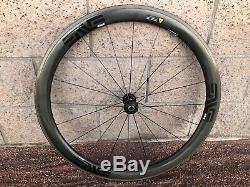 Enve SES 4.5 Carbon Clincher wheels, SRAM/Shimano 11 speed DT Swiss 240 Hubs