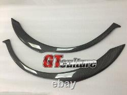 For 2002-2007 Carbon Fiber IMPREZA STI WRX GD S204 REAR FENDER FLARES WHEEL ARCH