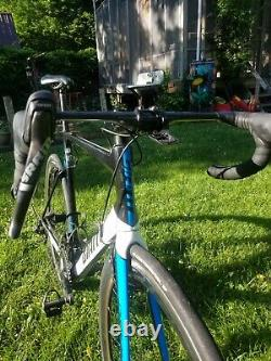 Giant Propel Carbon Road Bike Size Large Zipp Wheels