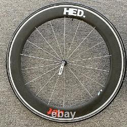 HED Jet Deep CLINCHER 23/585mm Carbon Fiber Wheel Set