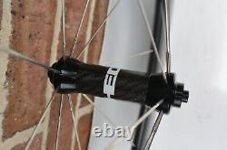 HED Stinger 9 Front Wheel 700c Tubular Rim Brake(Silver Spokes)