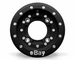 Hiper Cf1 Carbon Fiber Beadlock 10 Front And 10 Rear Rims Yfz450 Banshee Rap