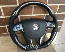 Holden VE R8 CLUBSPORT HSV E1 E2 E3 Carbon Fiber steering wheel SS CALAIS BERLIN