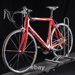 Isaac Pascal light Carbon Road Bike with Mavic Wheels, Size 56cm Nice