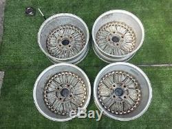 JDM rays C1 carbon fiber cf 15 rims wheels 114.3X4 for dc2 ke70 engineering