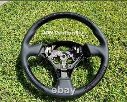 Jza80 Carbon Fibre Rz Steering Wheel TRD SZ SZR RZS jzx100 MR2 2jz Levin 1jz