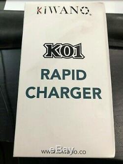 Kiwano K01 KO1 Electric Scooter Sport Carbon Fiber 12 mi range 12mph One Wheel