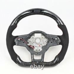 LED Performance Steering Wheel Golf GTI GLI R MK7 Scirocco/Carbon Fiber avilable