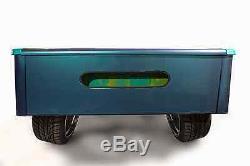 Luxury Custom Wrap 7 8 9 Billiards Pool Table Rims Car Donk Simonis Carbon Fiber