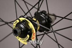 Mavic Crossmax Pro Carbon 29er BOOST Mountain Bike Wheels SHIMANO 15x110 12x148