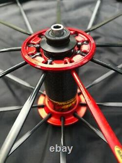 Mavic Ksyrium ES Wheelset Helium SSC SL Anniversaire Wheels Shimano 700c Bike