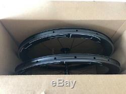 NEW- HED JET 6 Plus Wheel Set Shimano/Sram 11 Speed