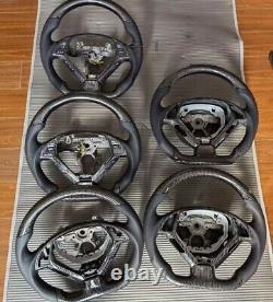 New Real carbon fiber flat sport steering wheel for Infiniti G25 G37 G35 09-13