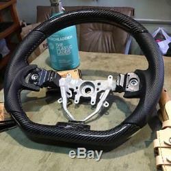New Steering wheel DAMD style, carbon