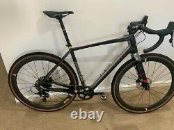Niner RDO RLT Carbon Gravel Bike with Enve 45 Carbon wheels, SRAM 1 x11 Apex