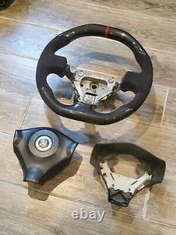 Nissan Skyline R34 GTR complete carbon Steering wheel BNR34 used