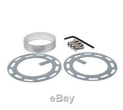 Nrg Ball Lock Steering Wheel Quick Release Gen 2.5 + Hardware Srk-250cf