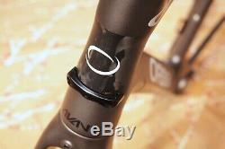 ORBEA AVANT 53cm carbon road frameset 2014 model DISC or RIM brake