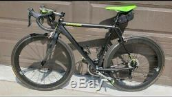 Profile Design Full Carbon Clincher Wheel Set, 58 Twenty Four, 700c, Shimano