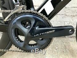 Project One Trek Madone SLR 6 Disc, 2019, Aeolus Pro Carbon Wheels, 50cm