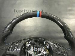 QBrand new carbon fiber professional sports steering wheel for BMW E46 M3 01-06