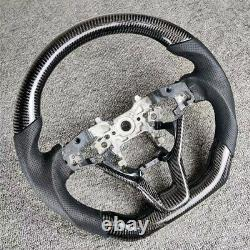 Real Carbon Fiber Sport Customized Steering Wheel for Honda Accord 10th 2018-21