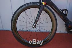 Ridley Noah SRam Force, Road Bike 54 Carbon, Enve wheels, Power Meter