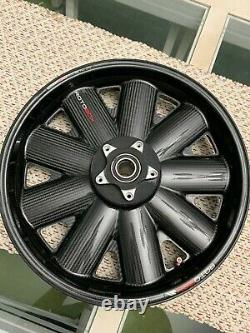 Rotobox Carbon Fiber wheels for Kawasaki ZX 10R 12/20, perfect