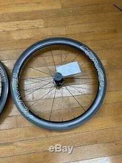 Roval CLX 50 Carbon /Rim Brake/Clincher Wheelset Team Graphics Brand New