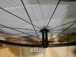 Roval Carbon C38 Wheels with Disc Brakes, Sram Compatible