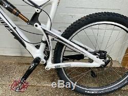 Santa Cruz Nomad Carbon Mountain Bike XL 26 wheels