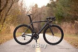 Spec Crit Pro X Di2 Ultegra R8050 Road Bike Synchro Carbon wheels Canyon S M L