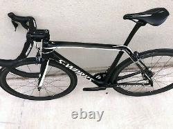 Specialized 2015 S-Works Tarmac Ultegra Di2 Carbon wheels Project bike 54cm