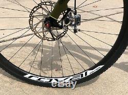 Specialized Crux cross / gravel bike, Di2, Roval Carbon Wheels, S-Works crankset