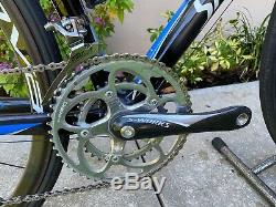 Specialized S-WORKS Roubaix Full Carbon Road Bike SRAM Force / ROVAL Wheels