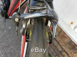 Specialized S-Works Roubaix SL4 Pro Race Carbon Fiber 54cm With Rapide Roval Rims