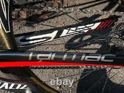 Specialized Tarmac Pro, Dura Ace 9000 group, 52cm, clincher, rim brake wheels