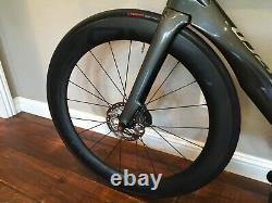 Specialized Venge ViAS Pro Disc UDi2, 58cm, Rapide CL 64 Disc Wheels withthru-axle