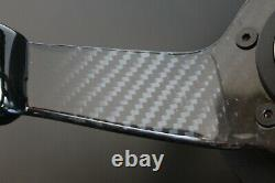 Steering Wheel BMW Carbon Fiber Deep Dish E36 E38 E39 E46 Z3 Sport 1995-2004