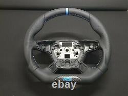 Steering Wheel Carbon Fiber Ford Focus 3 RS Mk3 St