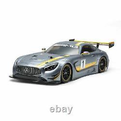 Tamiya America Inc 1/10 Mercedes-AMG GT3 4 Wheel Drive On-Road TT-02 Kit