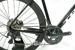 Trek Domane SL 6 Disc 52cm Road Bike Ultegra 11sp Vision Carbon Wheels EXC+
